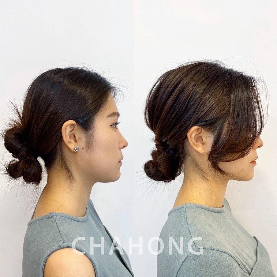 Nếu đang tìm kiếm 1 kiểu tóc mới để F5 phong cách trong mùa Thu này, hãy bắt đầu từ việc cắt tóc mái nhé các nàng.