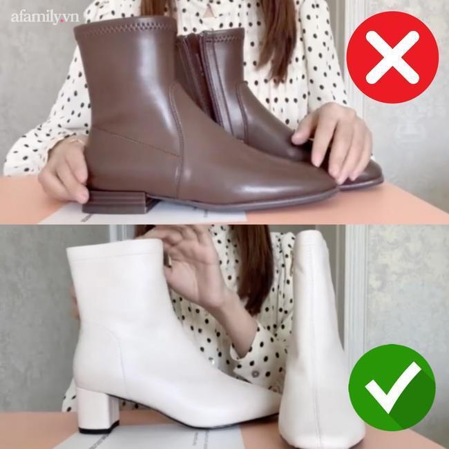 Vào mùa diện boots, lưu ý thêm chi tiết này để đôi nào cũng là 'bảo bối' hack dáng 1