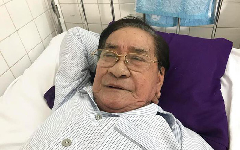 NSƯT Nam Hùng qua đời tại nhà riêng, hưởng thọ 83 tuổi
