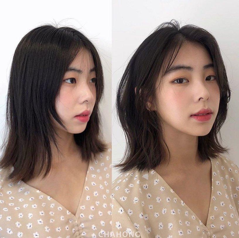 Việc cắt tóc mái cũng đồng nghĩa với việc bạn phải thay đổi lại nếp tóc cũ, từ đó tóc sẽ có độ phồng tự nhiên mà không phải tạo kiểu quá cầu kỳ.