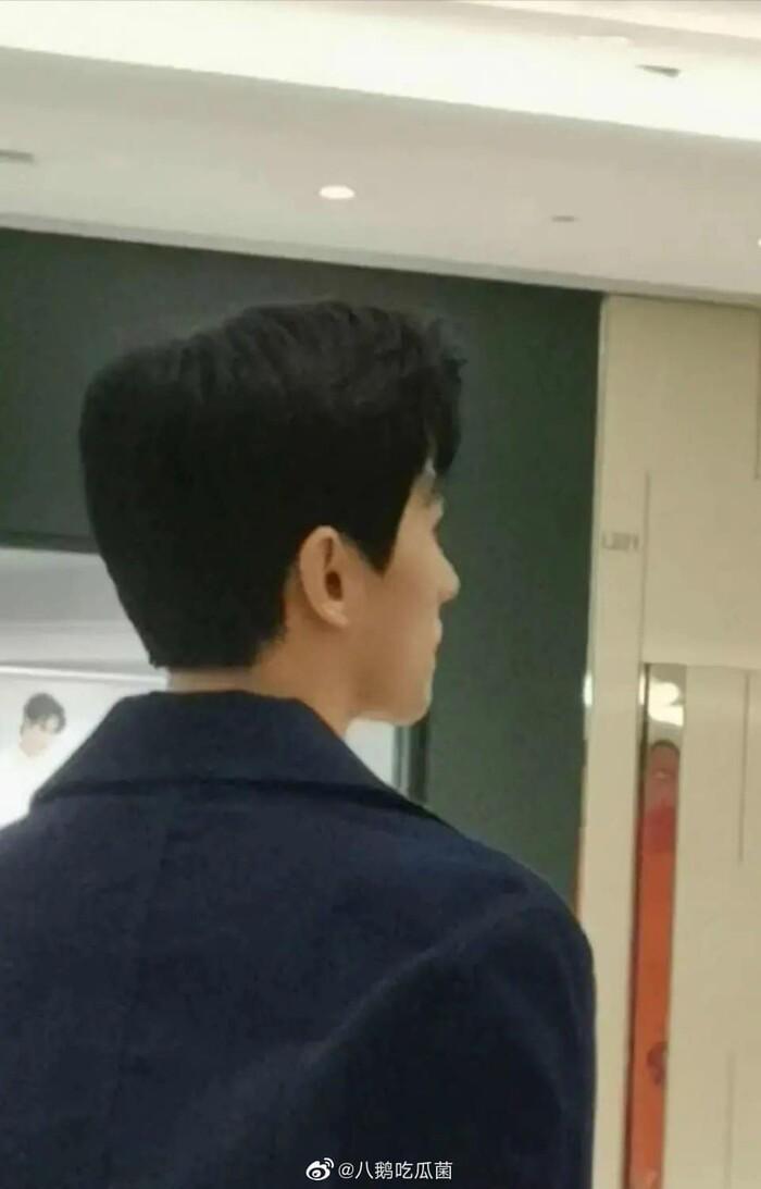 Dương Dương tại trường quay 'Em là niềm kiêu hãnh của anh': Vẻ đẹp không góc chết 7