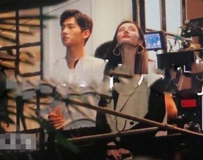 Dương Dương tại trường quay 'Em là niềm kiêu hãnh của anh': Vẻ đẹp không góc chết 12
