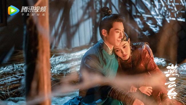 Hàn Đức Nhượng và Tiêu Yến Yến từng rất yêu nhau.
