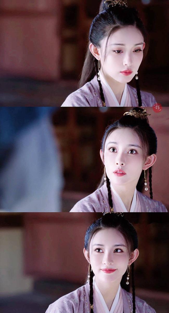 Đây là vợ của Hàn Đức Nhượng. Cô quả thực rất xinh đẹp nhưng tiếc rằng không có được tình yêu của chồng.