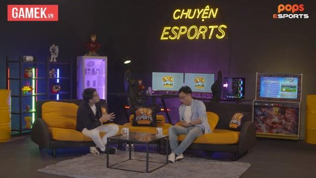 Chuyện eSports: PewPew và BLV Hoàng Luân để cập đến vấn đề nhạy cảm như Bán độ hay lương thưởng 2