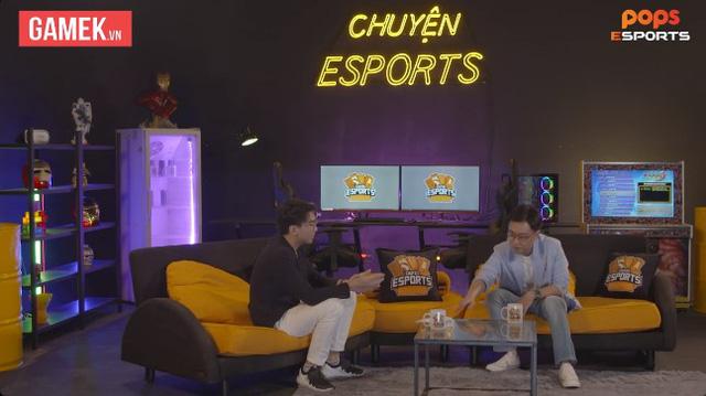 Chuyện eSports: PewPew và BLV Hoàng Luân để cập đến vấn đề nhạy cảm như Bán độ hay lương thưởng 3