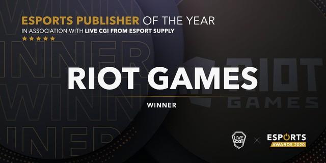 LMHT thắng lớn tại Esports Awards 2020, sao trẻ mới gia nhập T1 đoạt giải 'Tân binh của năm' 1