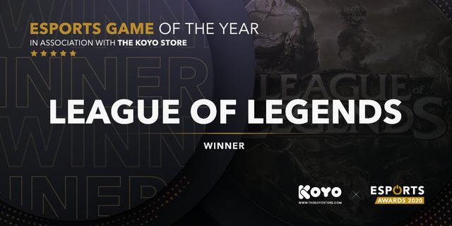 LMHT thắng lớn tại Esports Awards 2020, sao trẻ mới gia nhập T1 đoạt giải 'Tân binh của năm' 0