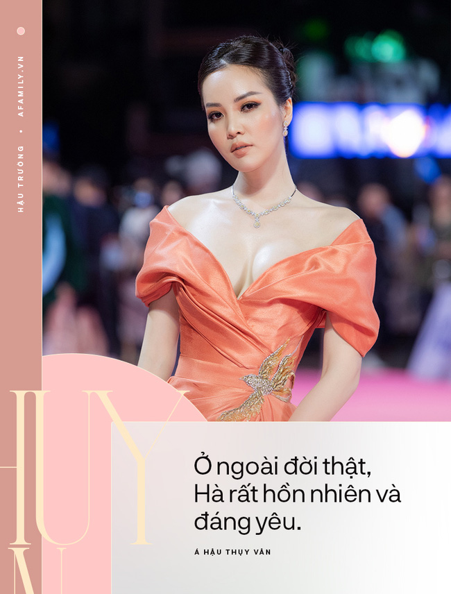 Phỏng vấn nóng giám khảo HHVN 2020 - Á hậu Thụy Vân: Tiết lộ tính cách thật và điều bí mật phía sau đôi chân mê người của Đỗ Thị Hà 5