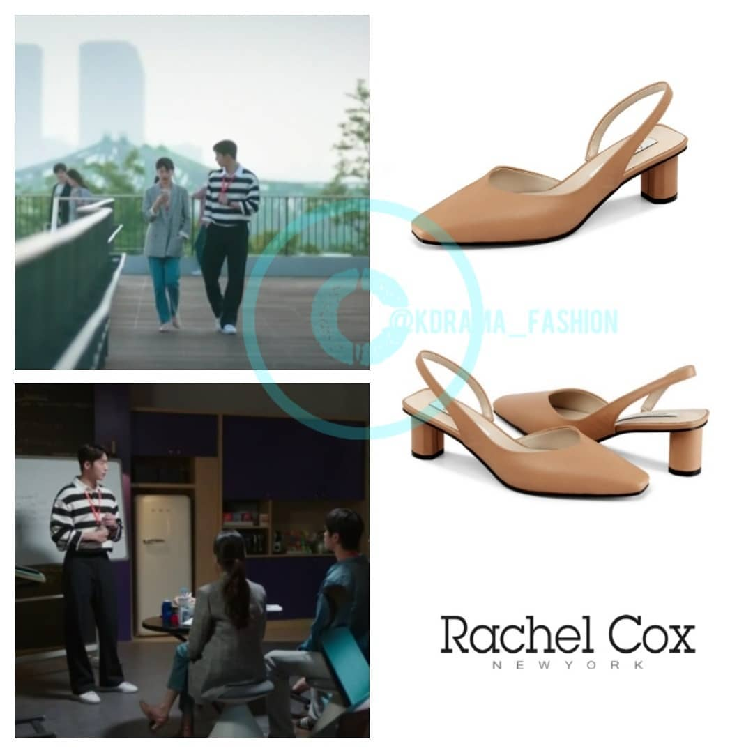 Không xem Start-Up thì chị em cũng nên ghim 4 kiểu giày đế thấp Suzy diện trong phim để nâng cấp style toàn tập 2
