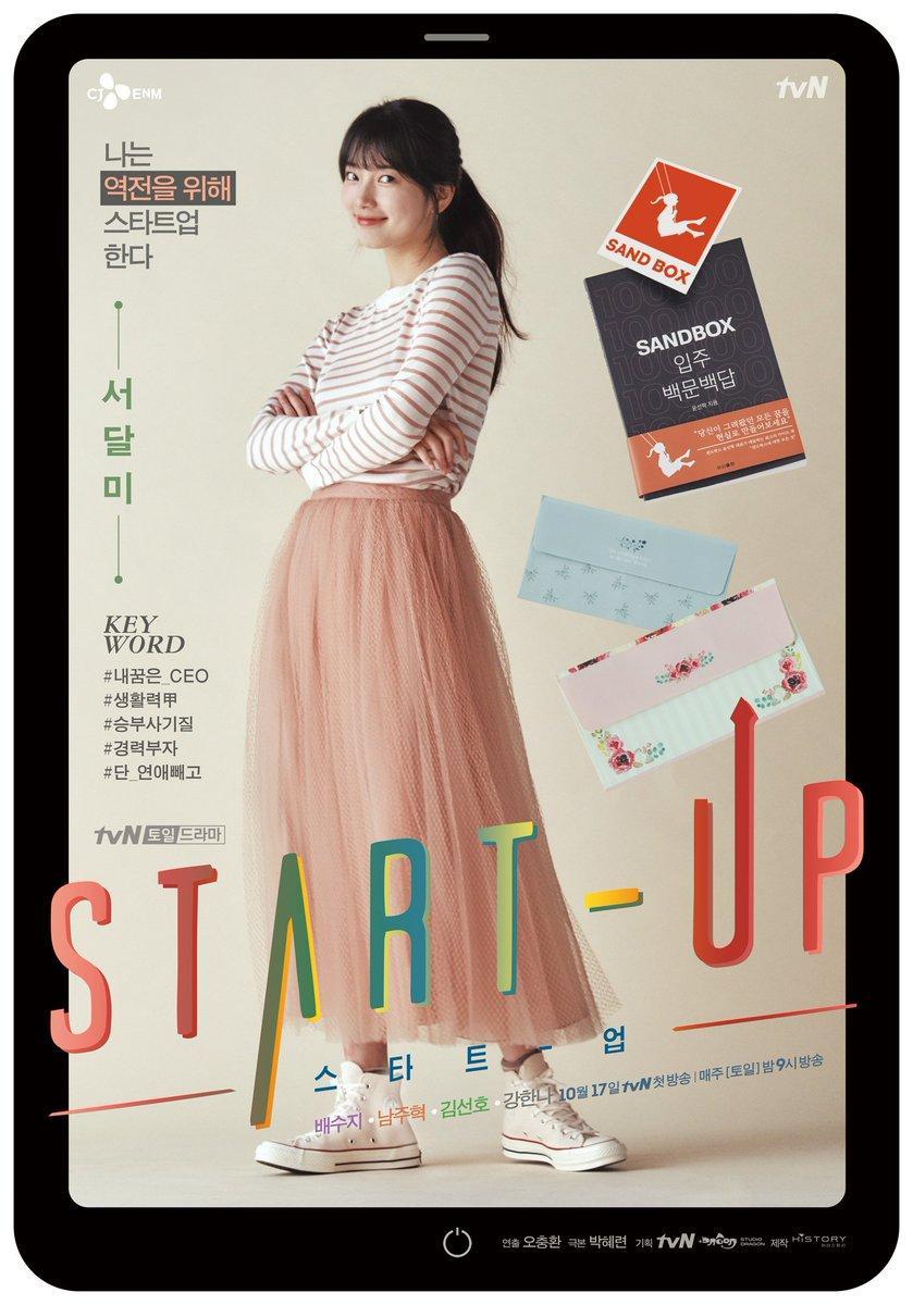 Không xem Start-Up thì chị em cũng nên ghim 4 kiểu giày đế thấp Suzy diện trong phim để nâng cấp style toàn tập 3