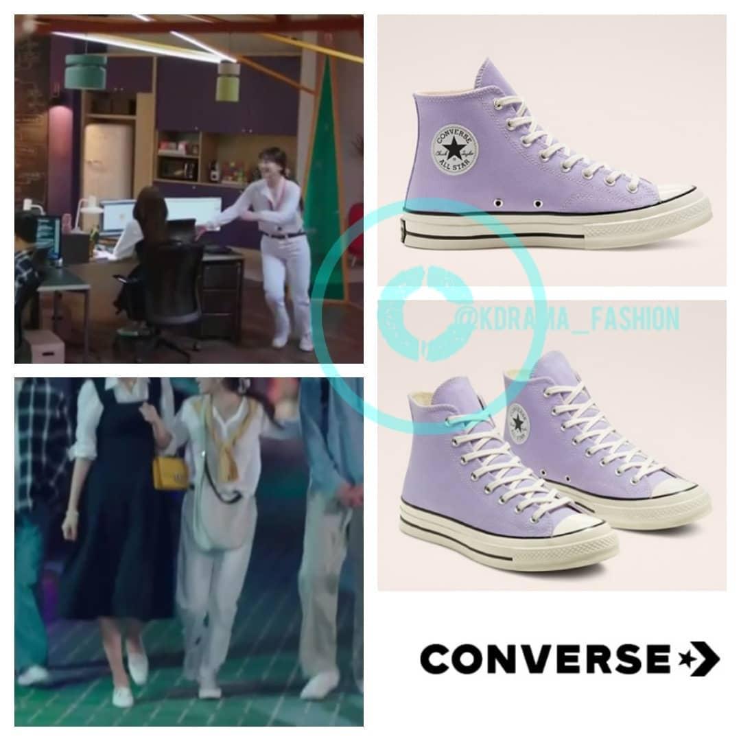 Không xem Start-Up thì chị em cũng nên ghim 4 kiểu giày đế thấp Suzy diện trong phim để nâng cấp style toàn tập 6