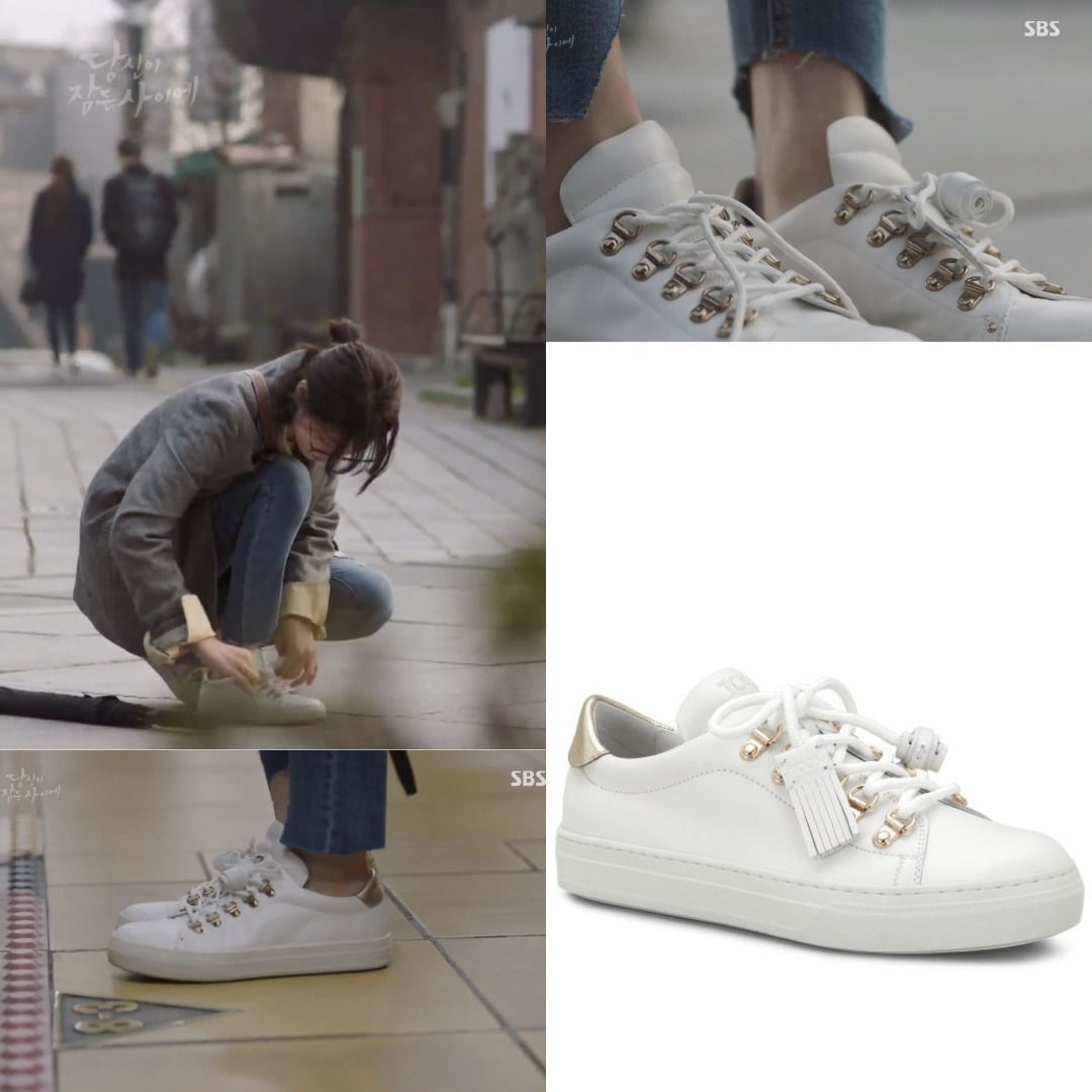 Không xem Start-Up thì chị em cũng nên ghim 4 kiểu giày đế thấp Suzy diện trong phim để nâng cấp style toàn tập 8