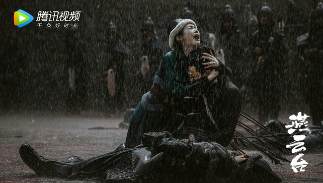 'Yến Vân Đài': Xa Thi Mạn - Đường Yên - Lư Sam vì chồng mà 'chị em tương tàn', chết trong nước mắt 2