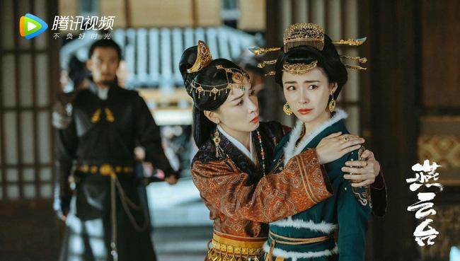 'Yến Vân Đài': Xa Thi Mạn - Đường Yên - Lư Sam vì chồng mà 'chị em tương tàn', chết trong nước mắt 6