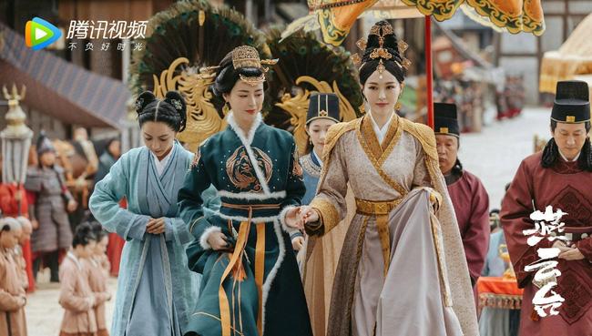 'Yến Vân Đài': Xa Thi Mạn - Đường Yên - Lư Sam vì chồng mà 'chị em tương tàn', chết trong nước mắt 5