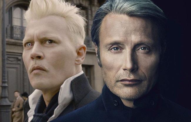 Đã tìm được người thay thế Johnny Depp trong 'Fantastic Beasts' 0