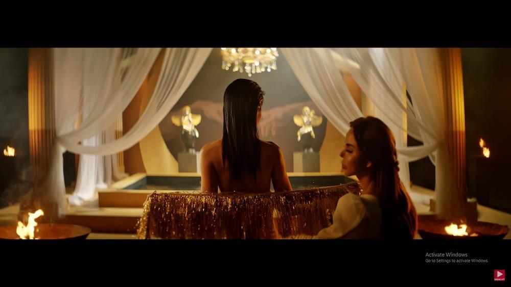 Thủy Tiên khoe trọn cơ thể trong MV mới, 'hot girl chuyển giới' Linda bất ngờ xuất hiện chiếm spotlight 7