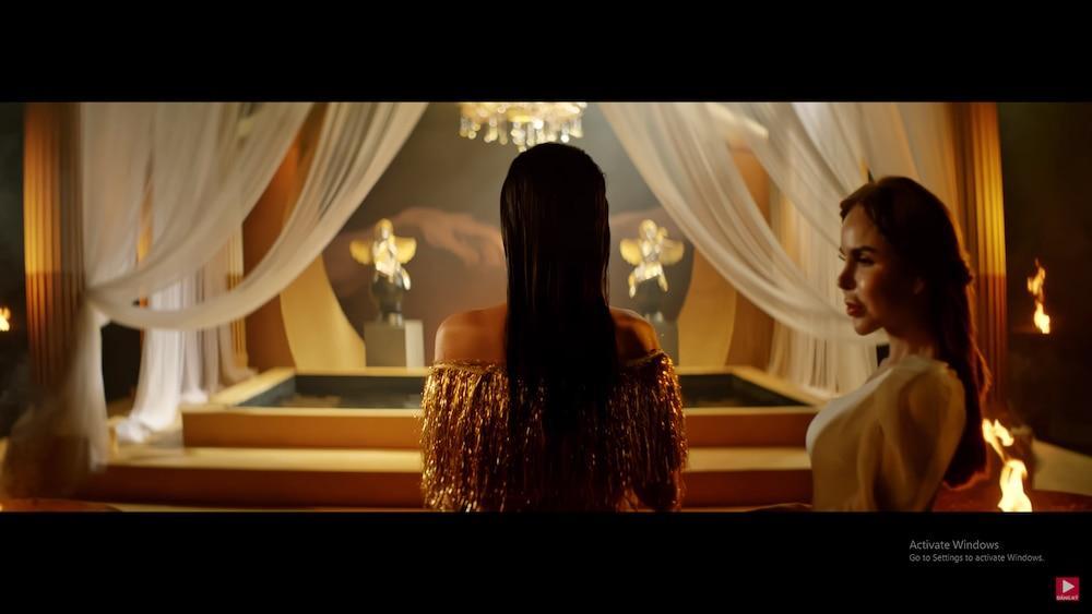 Thủy Tiên khoe trọn cơ thể trong MV mới, 'hot girl chuyển giới' Linda bất ngờ xuất hiện chiếm spotlight 6