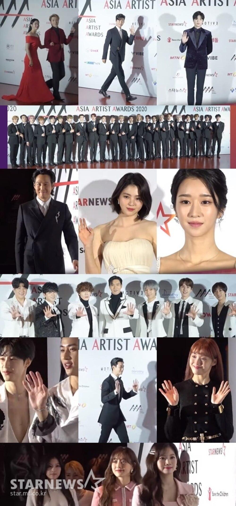 'AAA 2020': BTS, TWICE, Song Ji Hyo và Park Jin Young (Got7) thắng giải, 41 nghệ sĩ sẽ hội tụ đêm nay! 2