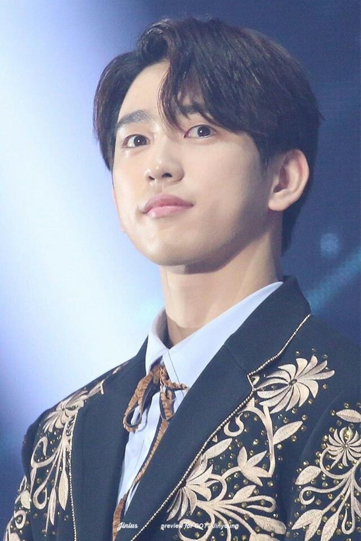 Park Jin Young.