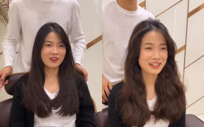 Thử nghiệm kiểu tóc xoăn hot năm nay, 3 cô nàng đơ người vì thà để lại tóc cũ còn đẹp hơn! 2