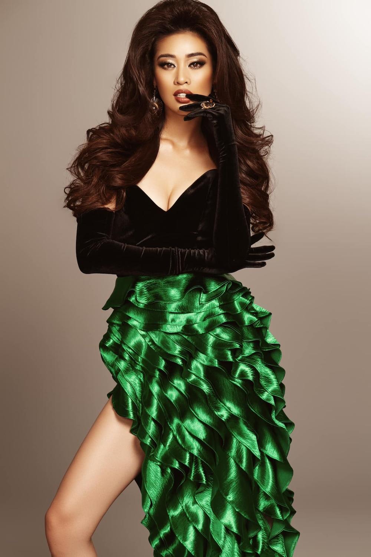 Khánh Vân bất ngờ cắt tóc ngắn, fan khen ngợi nhưng tiếc style mái dài phù hợp thi Miss Universe 6