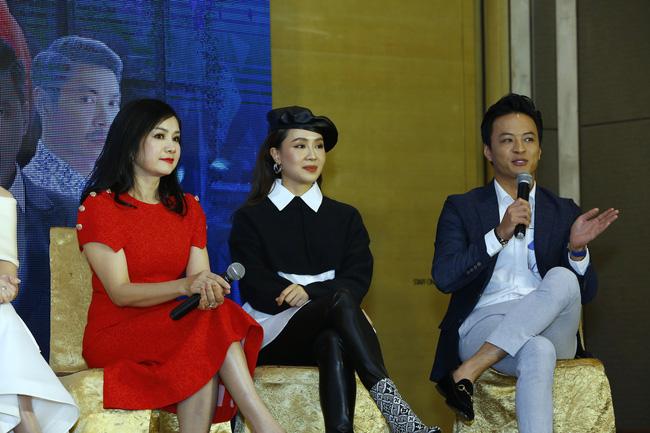 Ngỡ ngàng nhan sắc nữ diễn viên 51 tuổi đóng vai mẹ Hồng Diễm qua ảnh chưa chỉnh sửa: Dìm hàng thê thảm 'đàn em' đứng chung khuôn hình 2