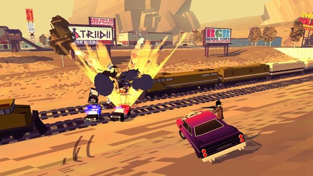 Pako 2 - game mobile khiến game thủ có cảm giác như chơi GTA đang miễn phí 2