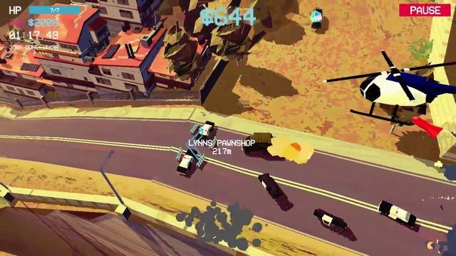 Pako 2 - game mobile khiến game thủ có cảm giác như chơi GTA đang miễn phí 4