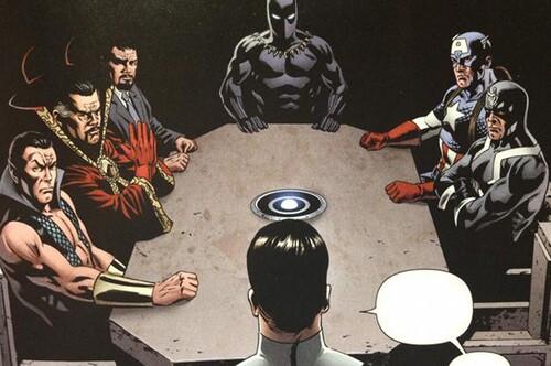 Marvel đang xây dựng nhóm Illuminati với toàn những gương mặt có 'số má' 5