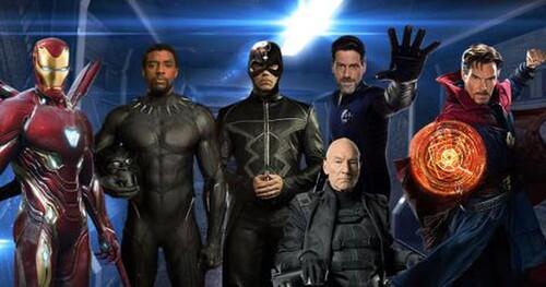 Marvel đang xây dựng nhóm Illuminati với toàn những gương mặt có 'số má' 3