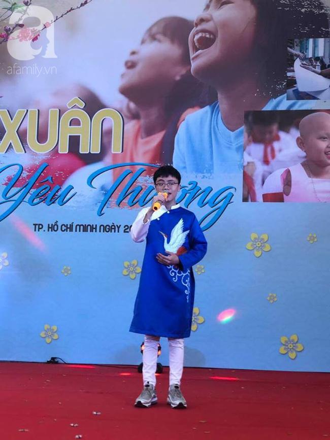 Những giọng ca từ chương trình Giọng hát Việt nhí cũng đến góp vui