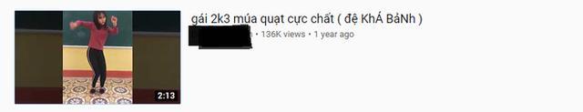 Không khó để tìm ra những video hướng dẫn 'múa quạt' trên Youtube