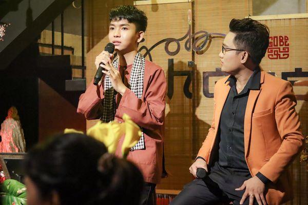 'Anh Sáu' Đoàn Minh Tài rưng rưng nước mắt nhắc về hào quang The Voice Kids trong đêm minishow tuổi 19 8