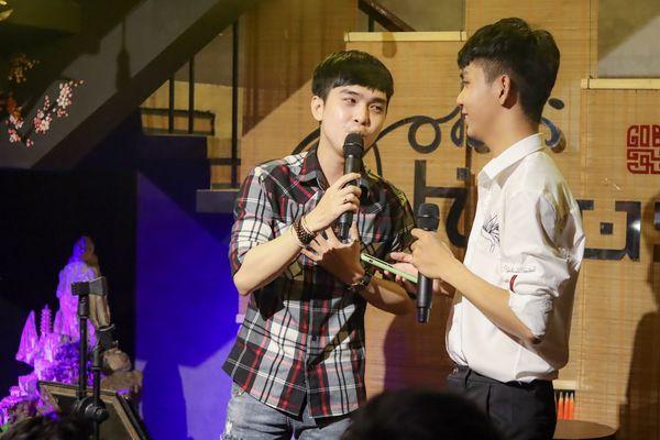 'Anh Sáu' Đoàn Minh Tài rưng rưng nước mắt nhắc về hào quang The Voice Kids trong đêm minishow tuổi 19 7