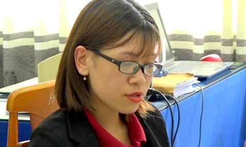 Nguyễn Huỳnh Tú Trinh bị bắt trước đó