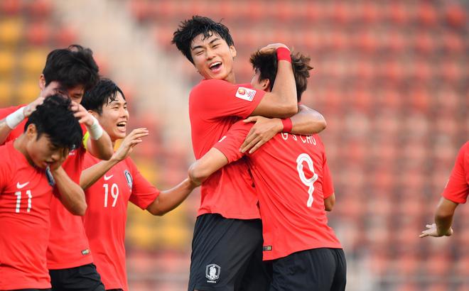 Tái hiện chung kết Thường Châu của U23 Việt Nam, Hàn Quốc vào bán kết siêu kịch tính 0