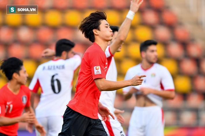 Tái hiện chung kết Thường Châu của U23 Việt Nam, Hàn Quốc vào bán kết siêu kịch tính 1