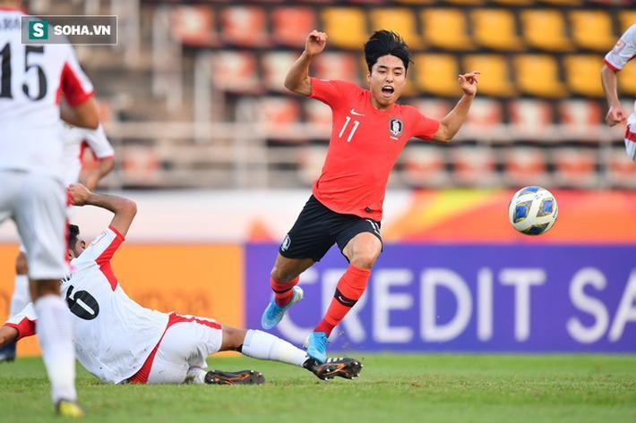 Tái hiện chung kết Thường Châu của U23 Việt Nam, Hàn Quốc vào bán kết siêu kịch tính 2
