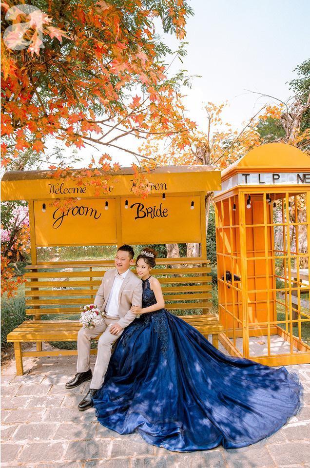 Ảnh cưới của cặp đôi