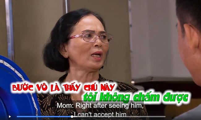 Bà mẹ đang gây chú ý MXH qua những phát ngôn ở 1 chương trình hẹn hò