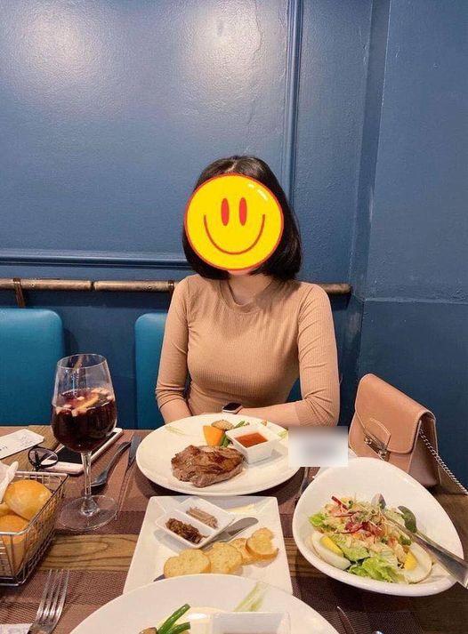 Cô gái bị chàng trai tố là có tình cách 'tiểu thư', thích ăn nhà hàng sang chảnh.