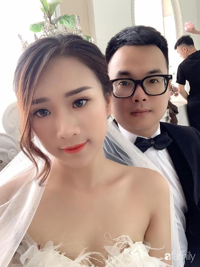 Hình ảnh trong đám cưới của cả hai.