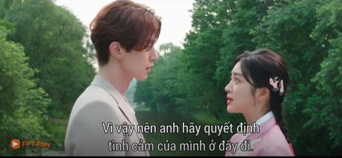 Bạn trai tôi là hồ ly: Jo Bo Ah cũng không phải người thường, cô ấy mang dòng máu hoàng tộc là con gái của Vua 1
