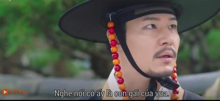 Satto tiết lộ cô là nguyên khiến cha mẹ gặp nạn, vì kẻ đó nhằm vào con gái của Vua là Nam Ji Ah
