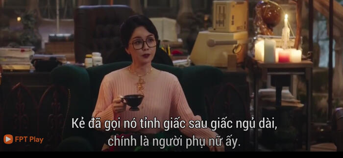 Nhưng thần canh cửa Sam Do cho viết Nam Ji Ah chính là người đánh thức mãng xà