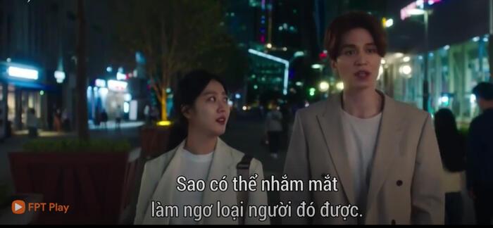 Lee Yeon được cứu về nhờ Nam Ji Ah đã trao đổi với lão thầy bói