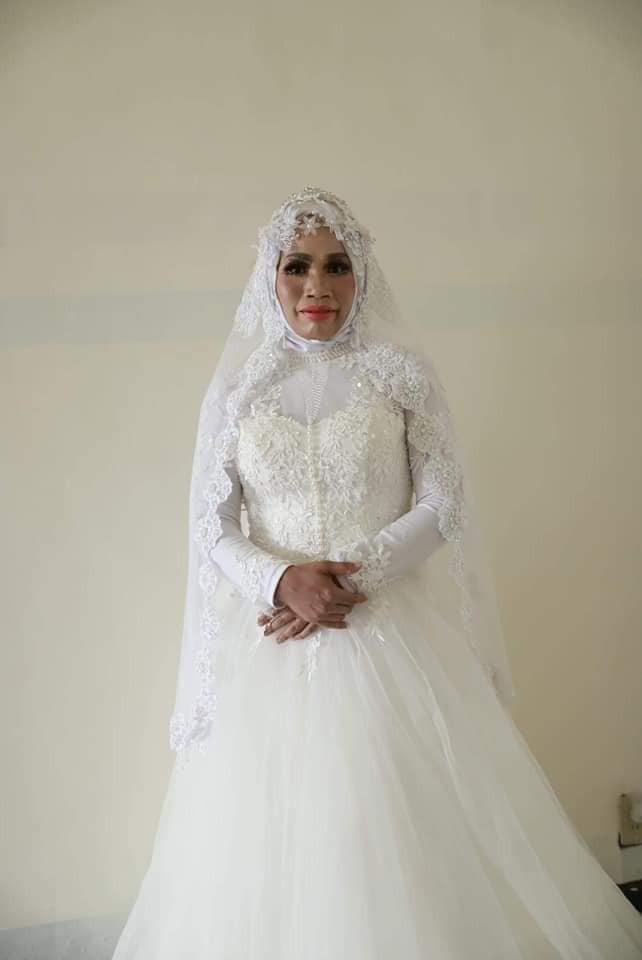 Dung mạo thực sự của cô dâu