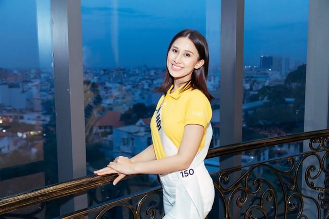 Chân dung Nguyễn Diana: 'bông hồng lai' vừa vượt Thúy Vân đứng đầu 'Hoa hậu Hoàn Vũ Việt Nam 2019' 0